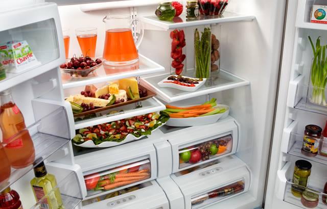 cum depozitam alimentele in frigider